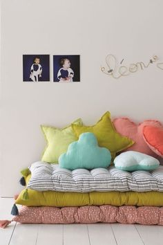 Colourful kids design | Ideas and inspiration | Kids furniture, accessorise and decor