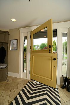 Traditional Entryway   Found On Zillow Digs. What Do You Think? Dutch DoorsThe  ...