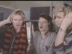 """Do They Know It's Christmas""- Band Aid (A Classic!)"