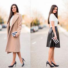 Crimenes-de-la-Moda M. - Maxi coat