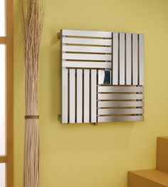 Add contemporary glamour or old fashioned grandeur to your bathroom with one of Better Bathrooms' colosseum radiators Wall Radiators, Decorative Radiators, Vertical Radiators, Kitchen Radiators, Deck Design, Bath Design, House Design, Contemporary Radiators, Diy Heater