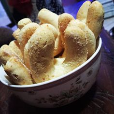 Enjoy the Simple Things: Chipas