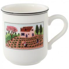 Villeroy & Boch Design Naif Mug #1 Farmers 10 oz-00