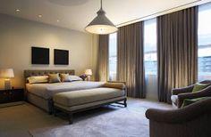 Modern Bedroom by Sills Huniford via @Architectural Digest #designfile