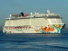Norwegian Cruise Line's newest ship, the 4.028-passenger Norwegian Getaway, set sail with passengers for the first time on Jan. 11, 2014. What's the vessel like? USA TODAY's Gene Sloan offers a photo tour.