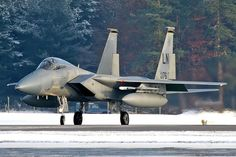 86-0176\LN F-15C 48th FW, 493rd FS 'Grim Reapers' RAF Lakenheath. | by Stuart Freer - Touchdown Aviation