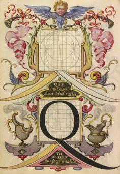 Mira calligraphiae monumenta, XVI