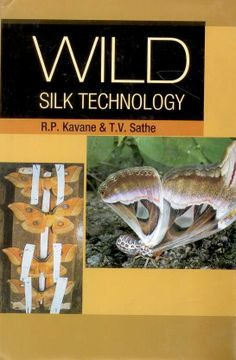 #Wild #silk is very vital #biological resource and has a very crucial role in economic and social development of mankind.