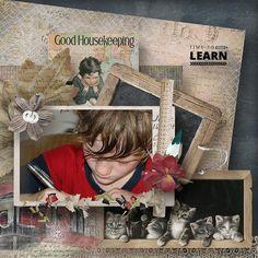 Time to Learn Kit Biggie by Valentina's Creations@ Digital Scrapbooking Studio https://www.digitalscrapbookingstudio.com/personal-use/kits/timetolearn-kitbiggie/