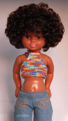 I had a Nancy doll