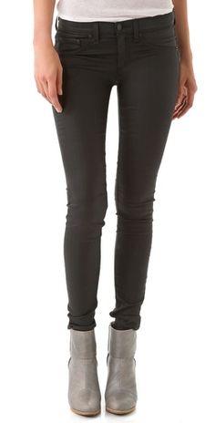 love the legging jean - the legging. rag + bone