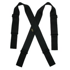 Welch Mens Elastic Ergonomic Support Suspenders (Tall Available)