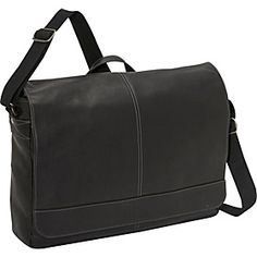 eBags Tribeca Colombian Leather Laptop Messenger via eBags.com!