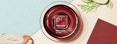 A Quilter's Table: Marsala, the 2015 colour of the year!