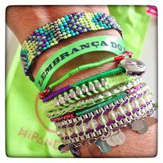 Hipanema bracelet