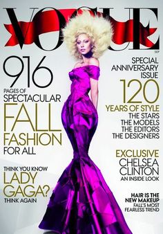 Vogue, The September Issue