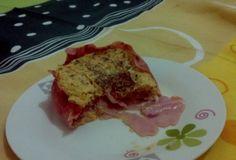 Tortilha de Presunto Dukan