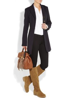 14fe15c6993 Jimmy Choo - Yard suede knee boots