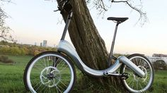 Chainless Electric Folding Bike Promises Not to Get Oil on Your Work Trousers | Gizmodo UK