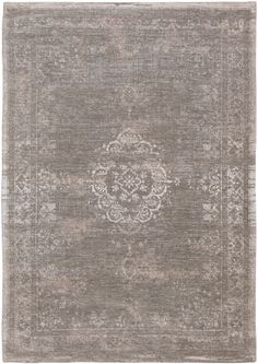 Vintage 8382 White Pepper Rug from £44.99. Sizes range from 40.00cm x 40.00cm to 360.00cm x 280.00cm. Available in the following shapes: Rectangle, Cube, Square, Runner, Cushion Covers. Free UK Delivery