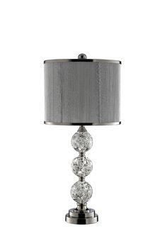 Glamour House Lighting Jacqueline Table Lamp $145.00