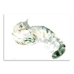 You'll love the Cat Graphic Art at Wayfair - Great Deals on all Décor & Pillows products with Free Shipping on most stuff, even the big stuff.