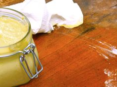 Use (homemade) mayonaisse to shine wood furniture + 7 other ways to use mayo that don't involve food