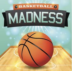 March Madness STEM Resources - lots of science & engineering around basketball