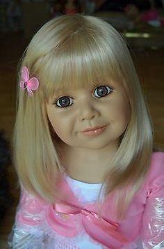 "Masterpiece Penny 35"" Toddler Blonde, Monika Peter-Leicht"
