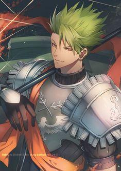 Fate Zero, Fate Stay Night, Character Concept, Character Art, Fate Archer, Fate Characters, Anime Warrior, Fate Anime Series, Manga Comics