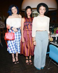 NYLON Magazine Music Issue Party Pics | Emily Lichtenberg, Michelle Lee, Meredith Graves | NYLON