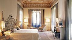 Hotel Hospes Palacio de Los Patos en Granada España | Splendia - http://pinterest.com/splendia/