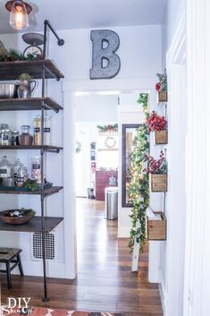 Pantry Before and After - DIY.