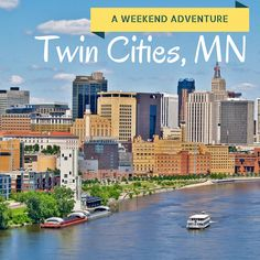 A Weekend in the Twin Cities - Minneapolis and St. Paul, MN - things to do, places to eat and where to stay