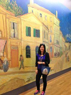 Van Gogh Museum, Amsterdam, NL