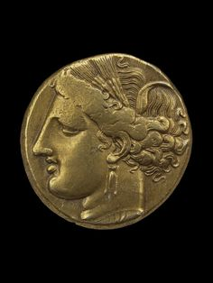 Electrum coin. Greek 250BC (circa)