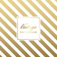 Diagonale Muster mit vintage frame – Vektorgrafik