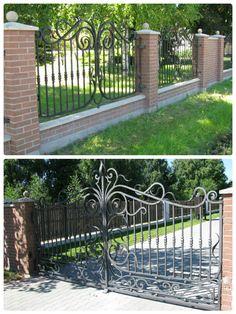 Decorative fence Dekoracyjne ogrodzenie