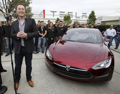 Tesla's $35,000 car will be called the Model 3