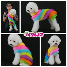 OPAWZ Pet Hair Dye with Dilution Cream.Created by Betty,Aishin Salon.www.opawz.com