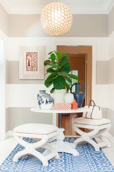 neutral shades to your entryway. Entryway Decor Ideas. Modern interior design. foyer design ideas. Interior design ideas. For more inspirational ideas take a look at: www.bocadolobo.com
