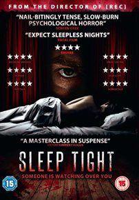 SLEEP TIGHT/MIENTRAS DUERMES(15) 2012 SPAIN  BALAGUERÓ , JAUME £15.99 Spanish psychological horror from director Jaume Balagueró    www.worldonlinecinema.com