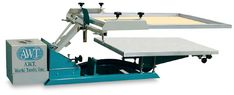 AWT Screen-Eze Tabletop Screen Printers This is a must have.