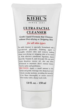Love this! The best cleanser! Kiehl's Ultra Facial Cleanser available at Nordstrom