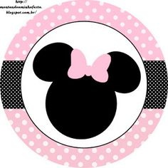 Printable Minnie Mouse Invitations with luxury invitation layout