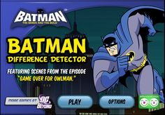 Because the caped crusader of Gotham city, Superman has garnered considerable media interest as a way to produce batman games for Children to possess game companies. The game focuses across the life of Bruce David the millionaire who as secret individuality is superman all along.