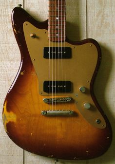 Fano Guitars Alt de Facto JM6 Tobacco Burst