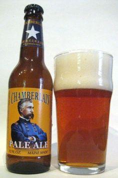 Chamberlain Pale Ale  Shipyard Brewing Co. American Pale Ale (APA) 4.90 (3)