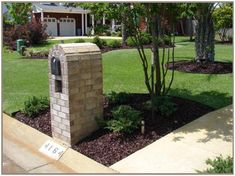 1000 images about Outdoor Mailbox Ideas on Pinterest
