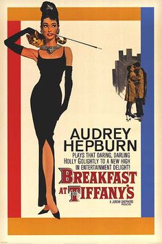 What a movie, starring the unforgettable Audrey Hepburn. Love this poster!